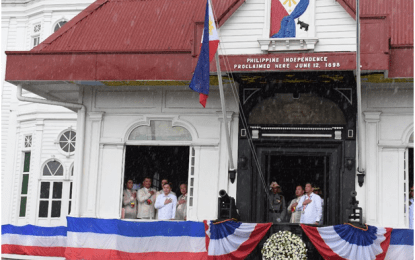 PRRD to attend Independence Day rites outside Metro Manila