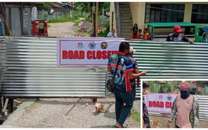One entry, one exit policy up in Cotabato to curb Covid-19 cases
