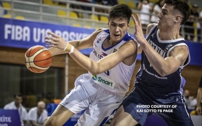 Kai Sotto not joining Gilas for FIBA Asia Cup