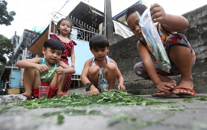 Outdoor activities to promote kids' well-being: Palace