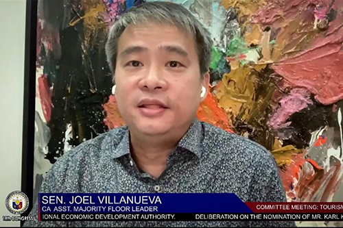 Villanueva urges gov't to brace for any impact of Taal eruption to vaccine rollout