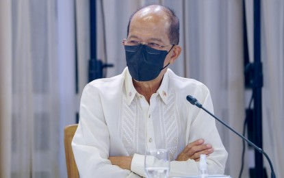 Fate of VFA solely up to PRRD: Lorenzana