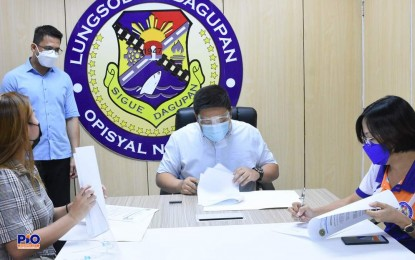 Dagupan gives job opportunity to former rehab clients