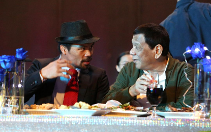 No reason for Duterte to apologize to Pacquiao: Palace