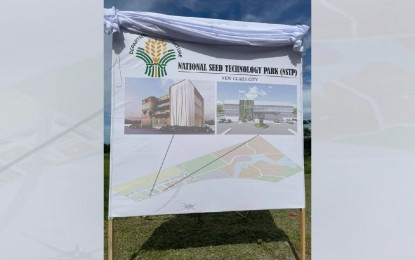 1st National Seed Technology Park to rise at New Clark City