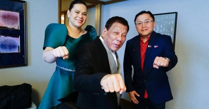 Duterte to jump ship from PDP-Laban, join Inday Sara's Hugpong?