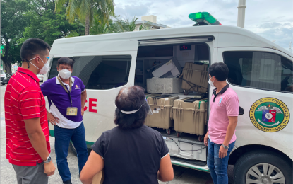 Ilocos Norte officials welcome 'timely' arrival of vaccines