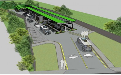 New public transport terminal to rise in Leyte town