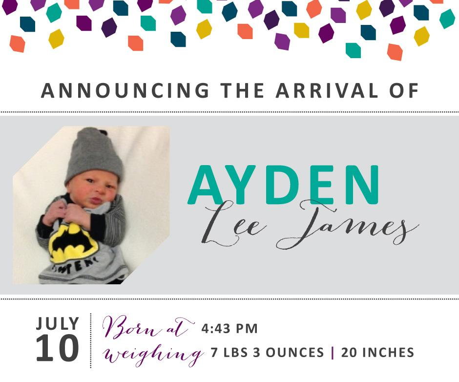 Ayden Lee James 2
