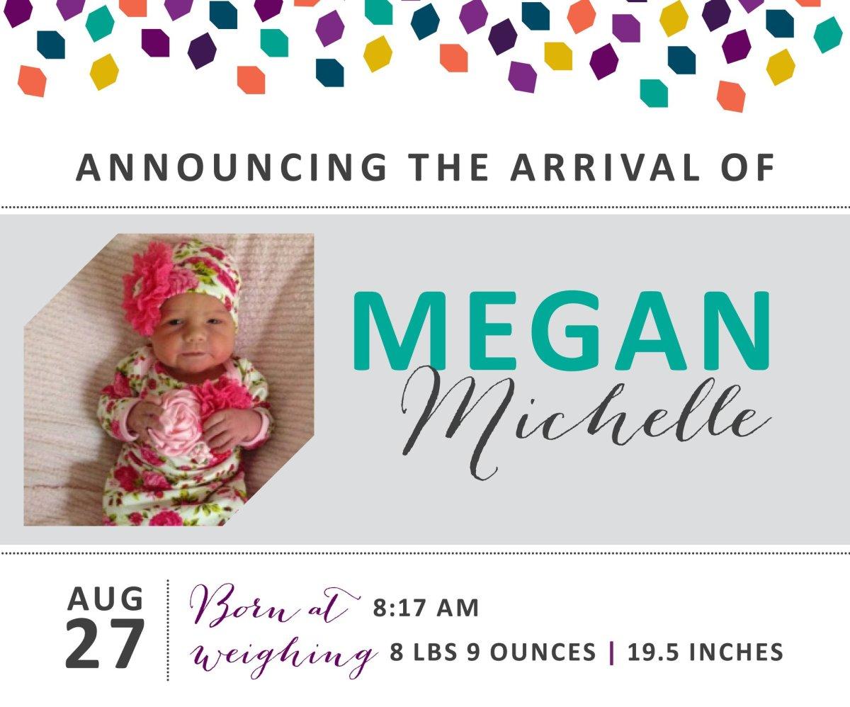 Megan Michelle 2