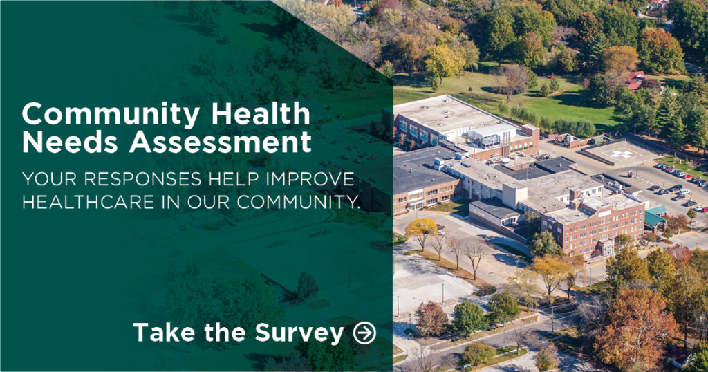 Mahaska Health Requests Community Health Needs Assessment Feedback 1