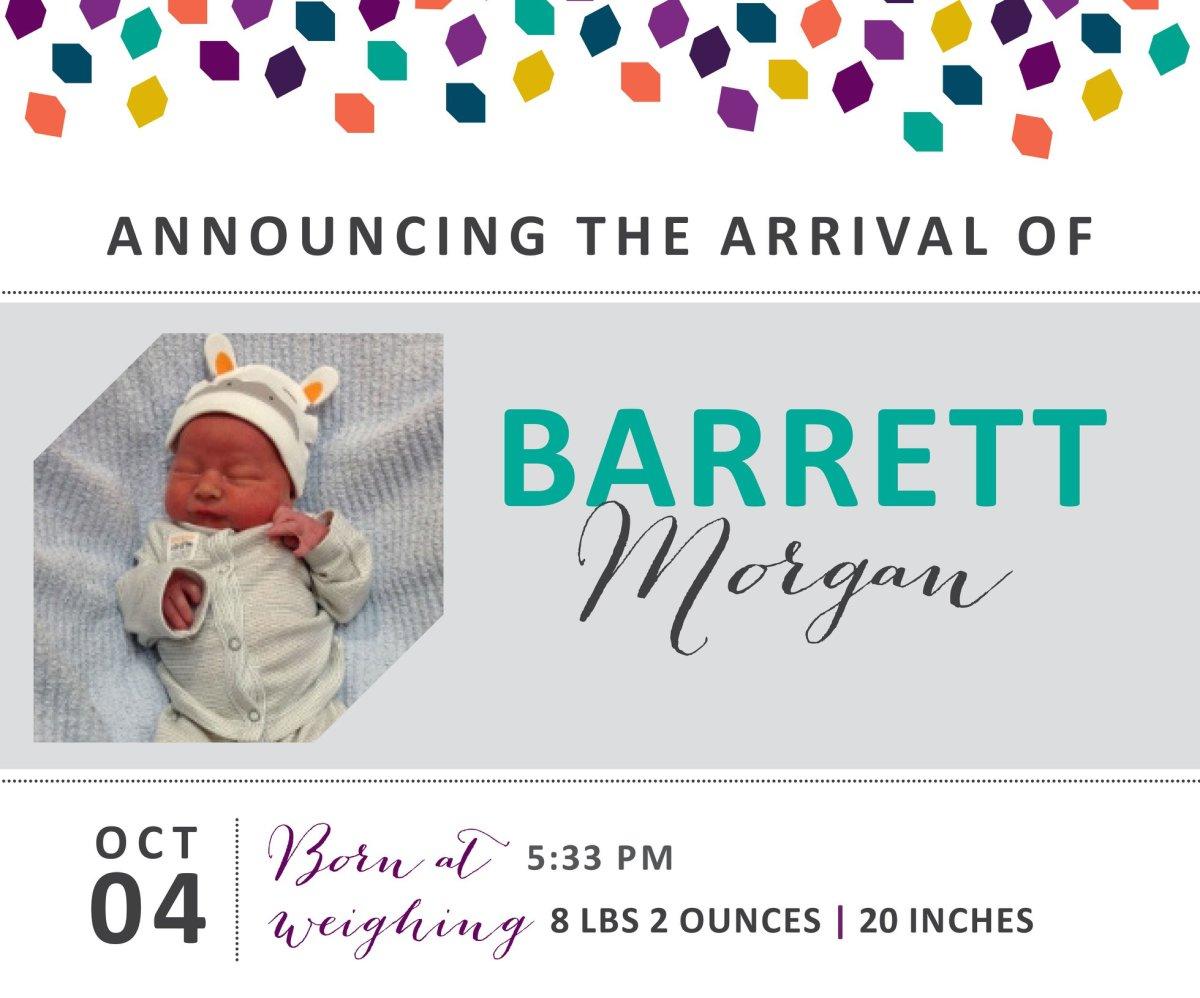 Barrett Morgan 2
