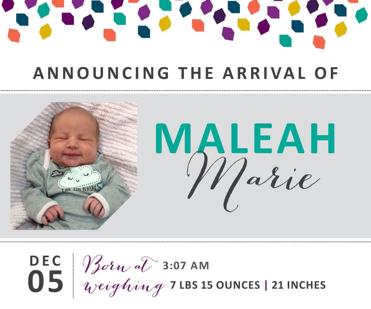 Maleah Marie 2