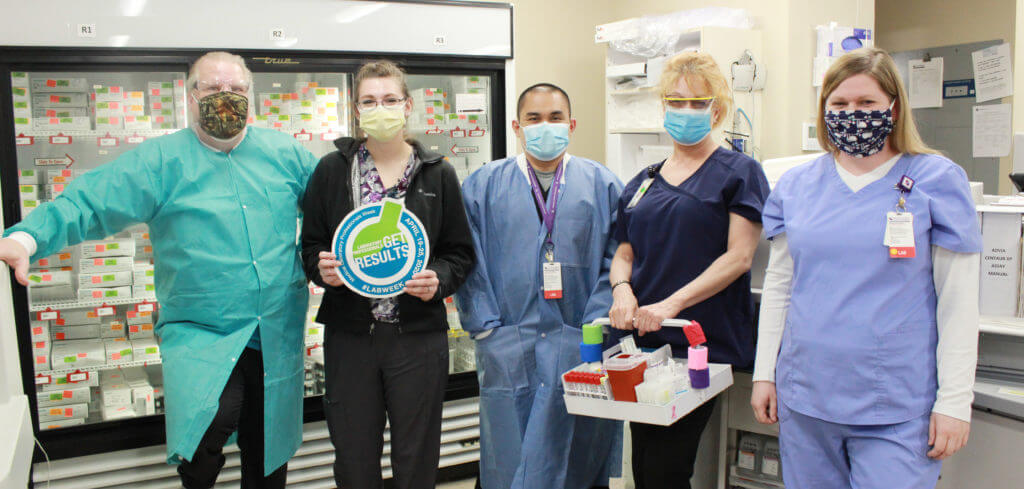 Mahaska Health Celebrates Lab Week 2020 2