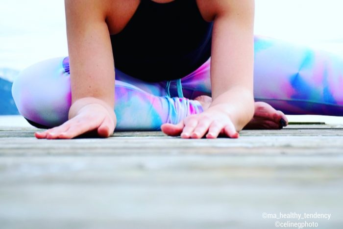 Programme stretching Get Stretchy - Ma Healthy Tendency - Copyright Celinegphotography