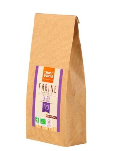 Cake Sans Gluten - Farine de riz Bio Mon Fournil - Ma Healthy Tendency