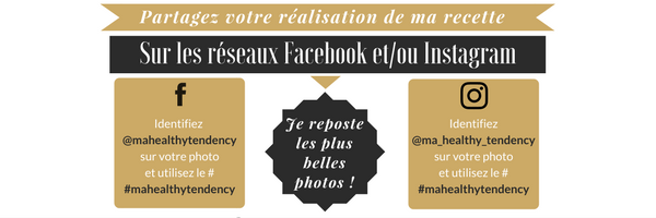 Partagez vos réalisations Mahealthytendency