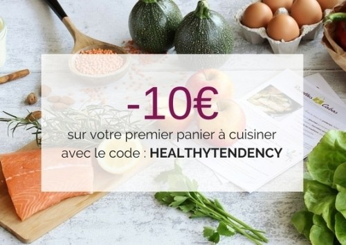 Recettes et Cabas - Code Ma Healthy Tendency