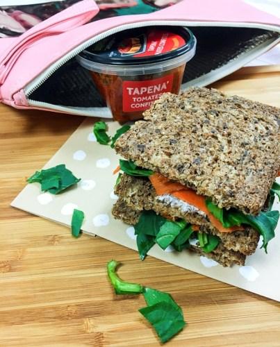 Sandwich Pain Complet 3 Céréales - Recette Ma Healthy Tendency