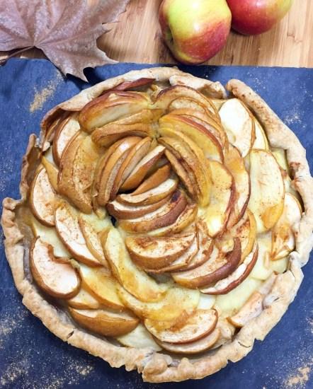 Tarte aux Pommes Recette Ma Healthy Tendency