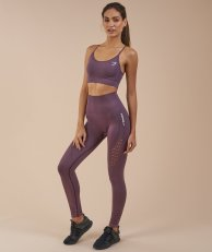 Brassière ENERGY SEAMLESS SPORTS BRA Purple - 36€