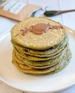pancakes à la spiruline mahealthytendency recette