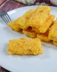 poisson pané recette ma healthy tendency purée celeri