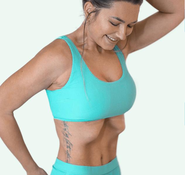 Perfect Waist - Stomach Vacuum - Karoline Ro - Mahealthytendency.com