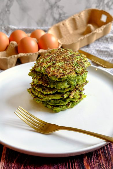 galettes brocoli mahealthytendency