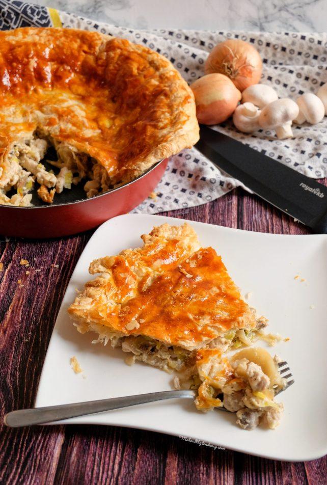 Chicken Pie Recette Mahealthytendency