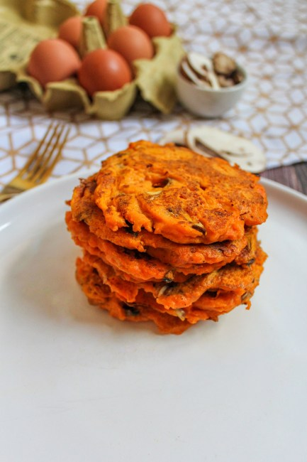 Galettes de Carottes - Mahealthytendency