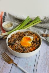 Risotto Petit Epeautre - Mahealthytendency