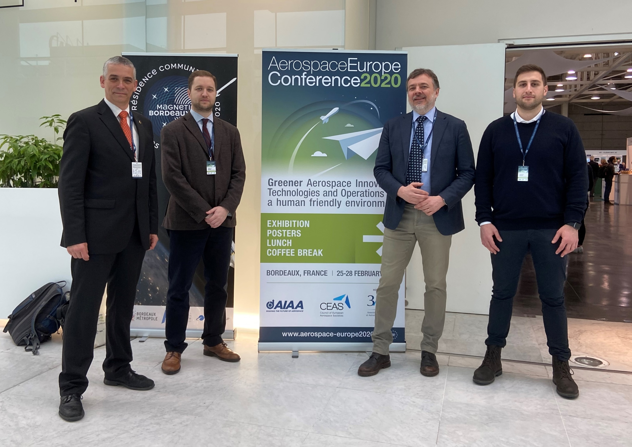 MAHEPA-related methodologies and results presented at AEC2020