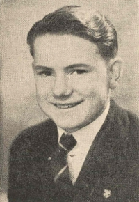 A young John O'Reilly. 2LF's brilliant football broadcaster.