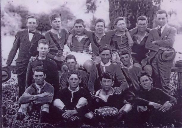 Junior Gundagai Team 1923