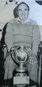 Ron Bryce of Boorowa's 1947 team