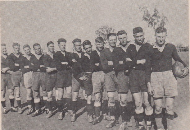 Barmedman Maher Cup team 1929
