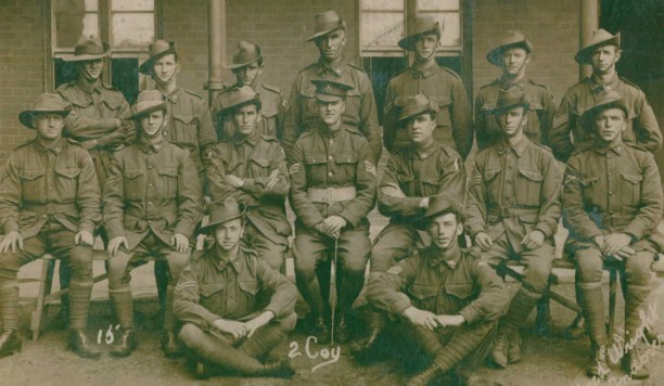 Phil Regan centre far left