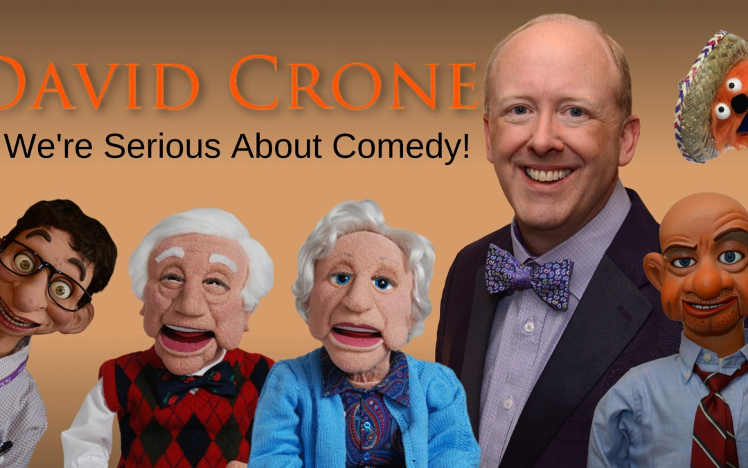 David Crone – I'm No Dummy Productions