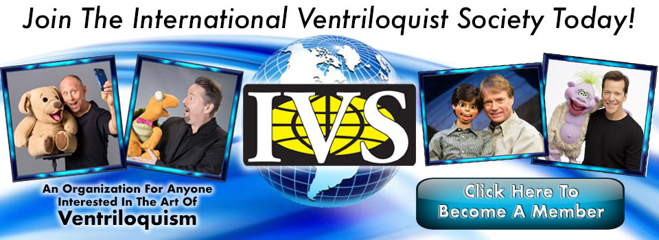 Join The International Ventriloquist Society