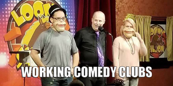 Working Comedy Clubs