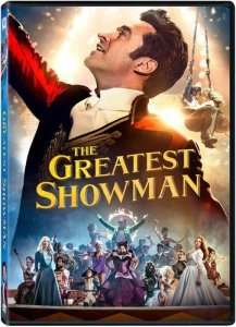 greatest showman dvd