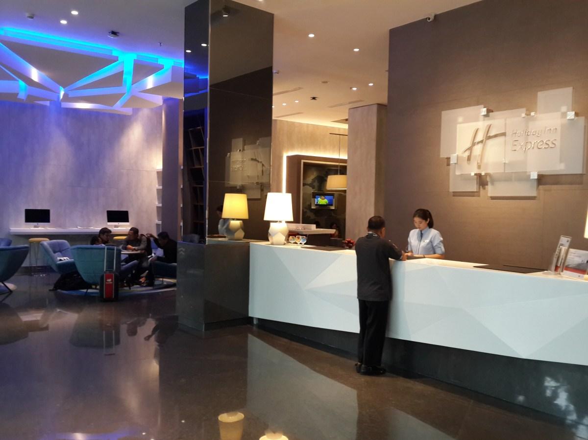 Holiday Inn Express Wahid Hasyim Jakarta Mahesar