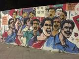 The wall painting at Dhaka University (7)