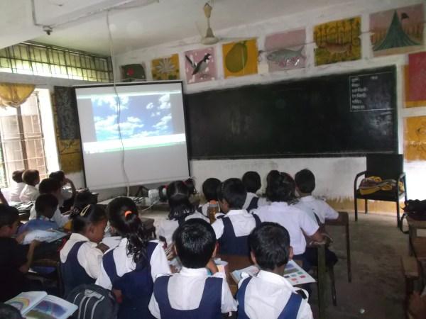Primary Classroom of Bangladesh