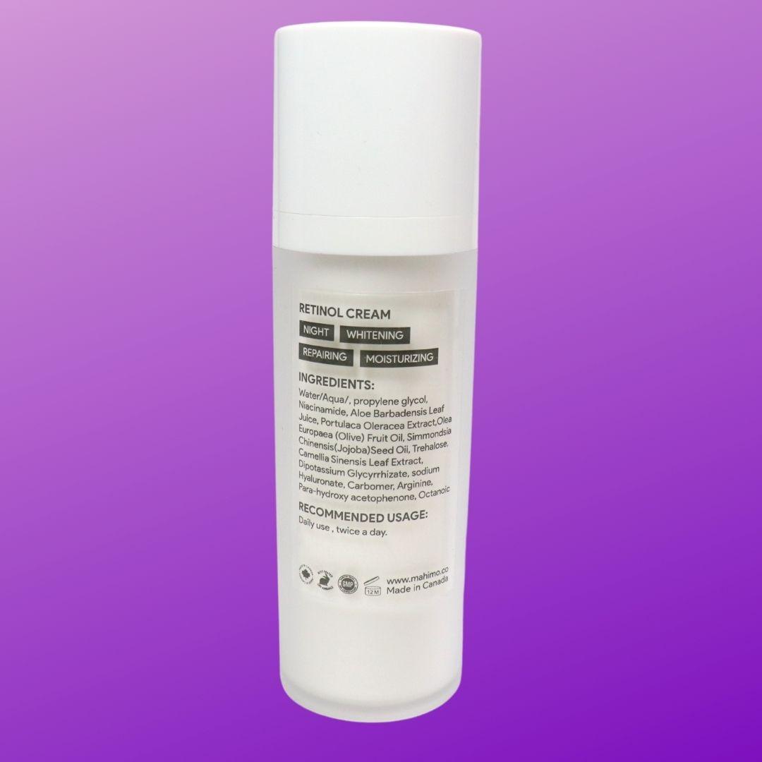 Stem Defense Cream – RETINOL