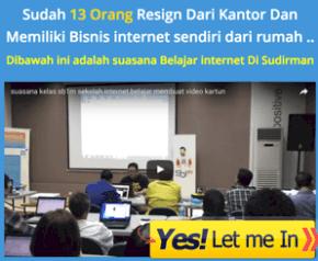 tempat belajar bisnis online di jakarta