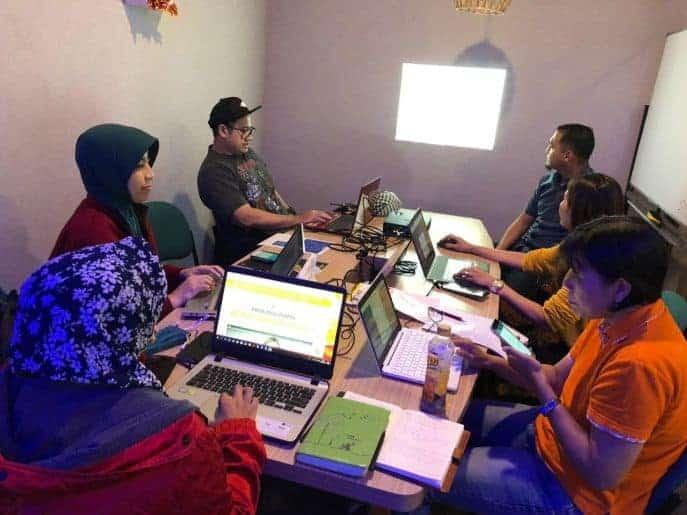 workshop bisnis online untuk pemula di jakarta selatan
