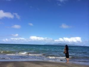 Mahiroshu and Fiji sea