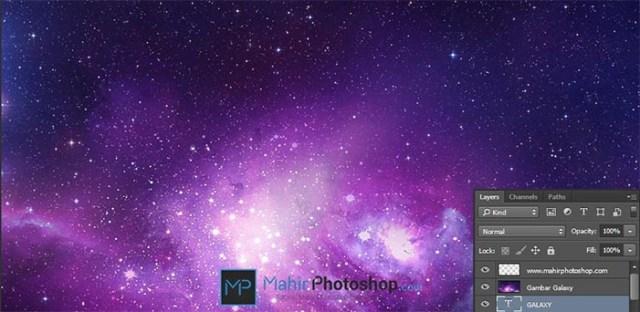 gambar galaxy